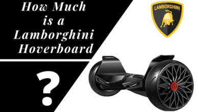 Photo of How much is a Lamborghini Hoverboard?