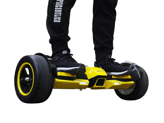 Average Hoverboard Speeds