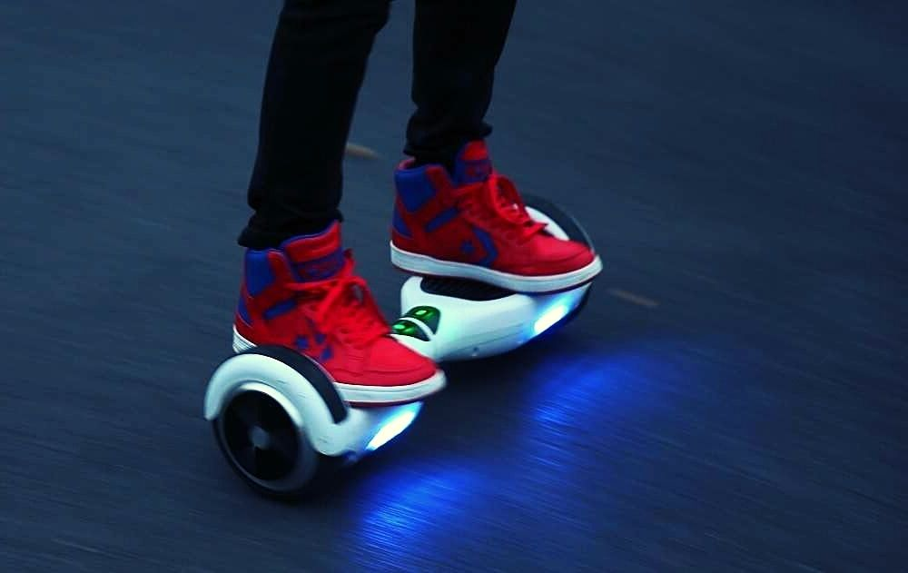 What does a Hoverboard do?