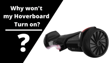 Photo of Why wont my Hoverboard turn on?