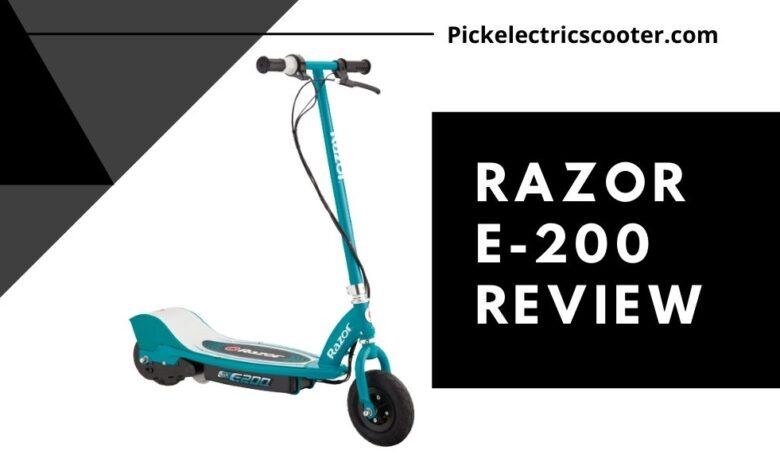 Razor E200 Electric Scooter Reviews