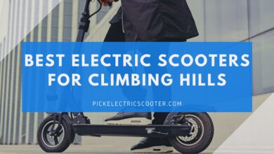 Photo of Best Electric Scooter For Climbing Hills