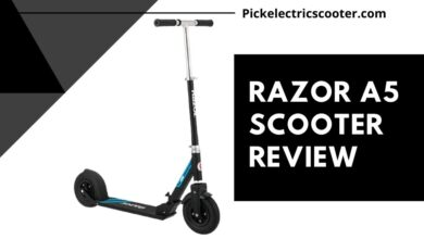 Photo of Razor A5 Air Kick Scooter Review