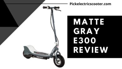 Photo of Razor E300 Electric Scooter Review