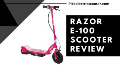 Photo of Razor E100 Electric Scooter Review