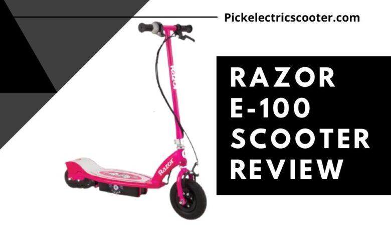 Razor E100 Electric Scooter Review