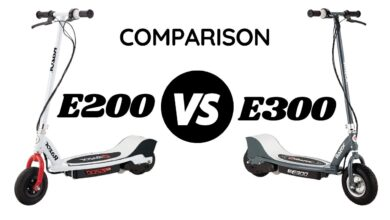 Photo of Razor E300 vs E200: Which One is Best For You in 2021
