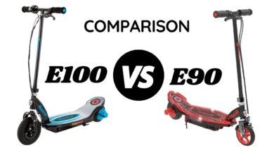 Photo of Razor E90 vs E100, Honest Comparison by Experts in 2021