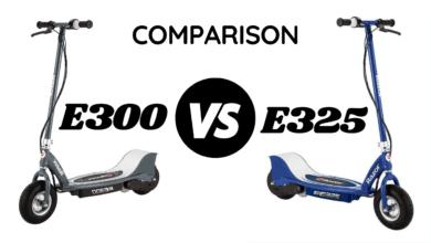 Photo of Razor E300 vs E325 – Which One Should I Go For in 2021