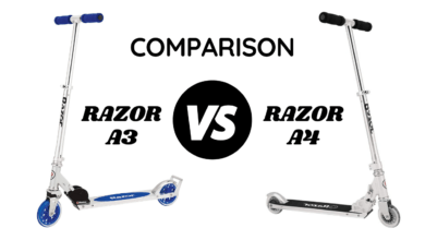 Photo of Razor A3 vs A4 – Which is Best For Your Kids 2021