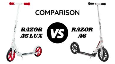 Photo of Razor A6 vs A5 – Detailed Comparison & Review 2021