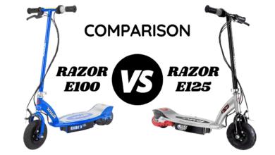 Photo of Razor E100 vs E125: Comparing Experts Review 2021