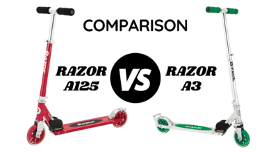 Photo of Razor A125 vs A3 – Expert's Comparison & Review 2021