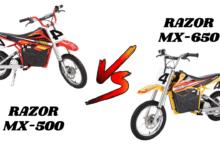 Photo of Razor MX500 vs MX650 – Expert's Comparison 2021 (Updated)
